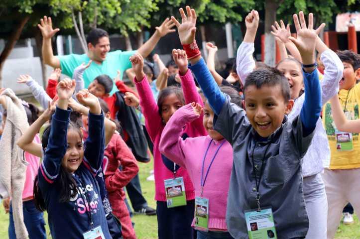 Cursos de verano contribuyen al desarrollo psicomotriz de niños y adolescentes: SESA
