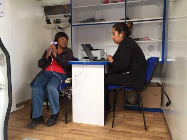 Realiza SESA campañas gratuitas de detección de EPOC en municipios