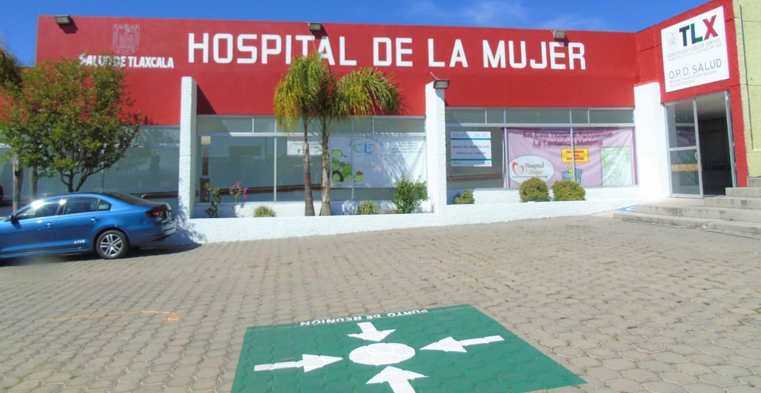 Celebra SESA octavo aniversario del Hospital de la Mujer con jornadas culturales