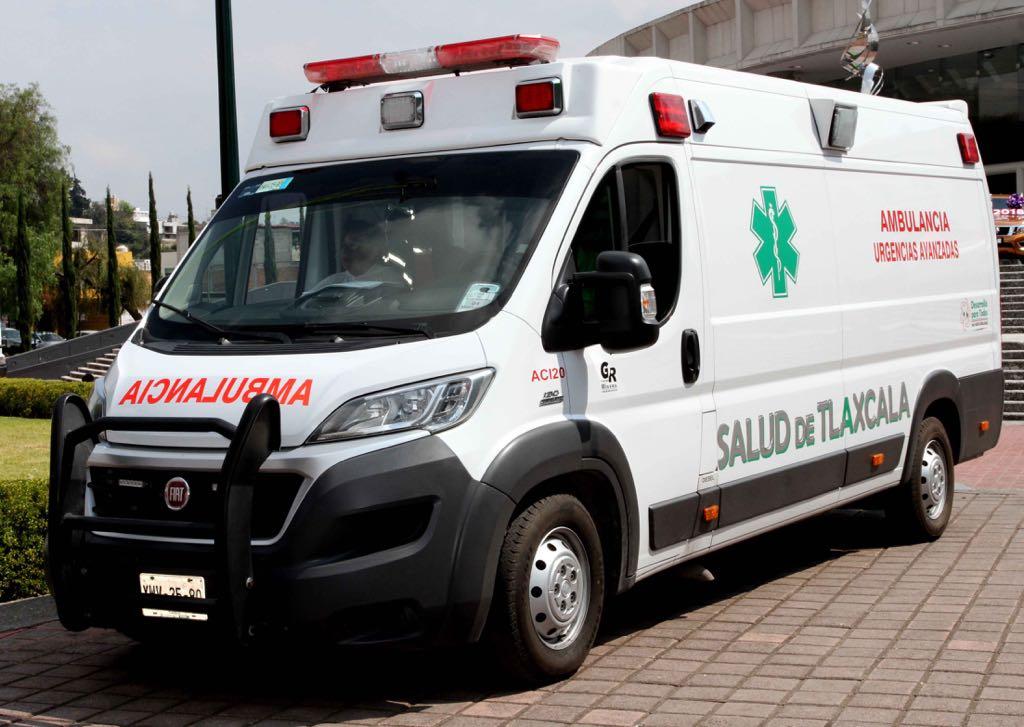 Atiende SESA a lesionados de accidentes vehiculares