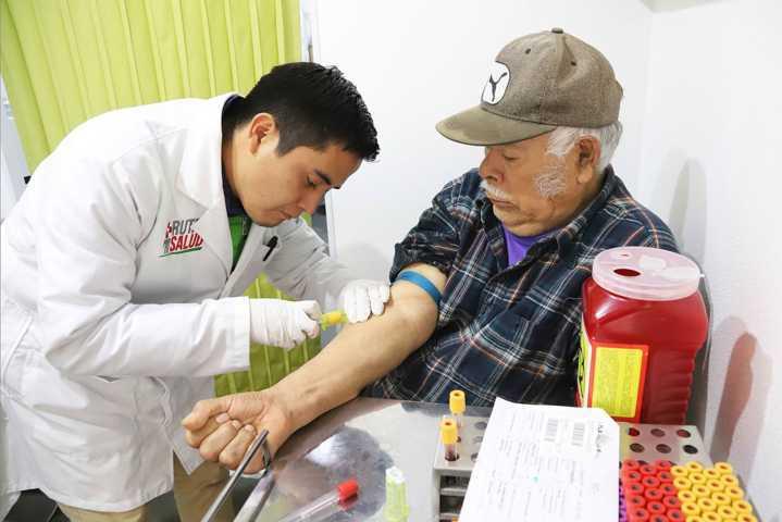 Consolida SESA programa Salud En El Adulto Y El Anciano