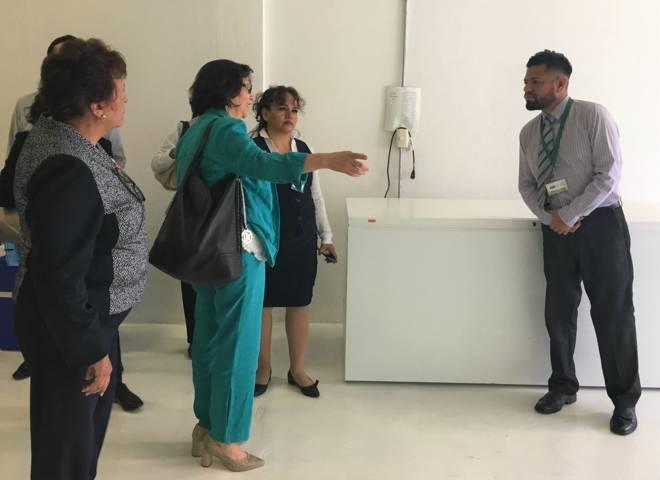 Presenta SESA proyecto para reforzar vacunación en Tlaxcala