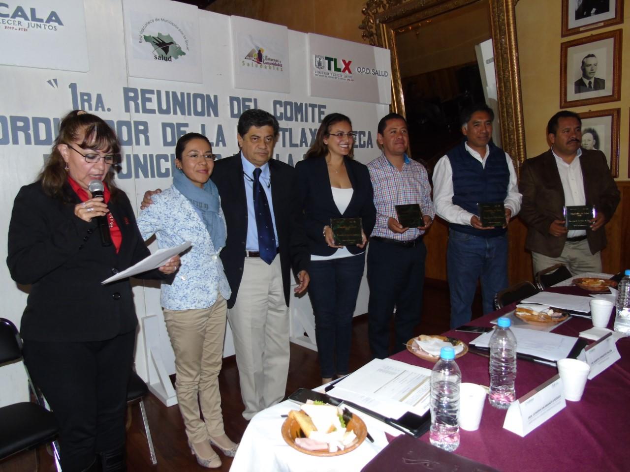 Encabeza Secretario de Salud reunión de municipios