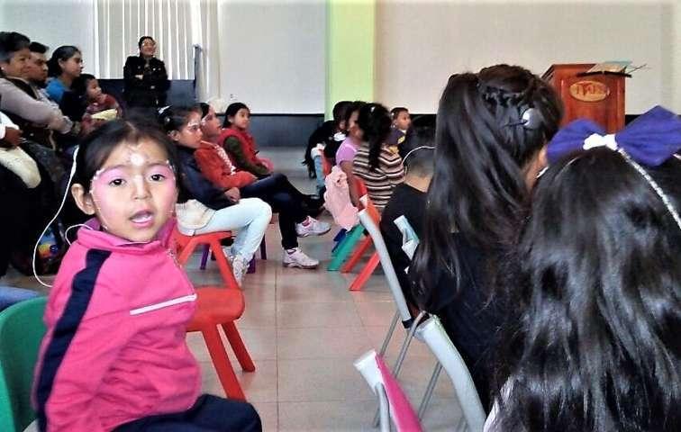Beneficia SESA a 17 niños con implante coclear