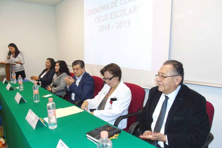 """Clausura SESA ciclo escolar del programa """"Sigamos Aprendiendo En El Hospital"""""""