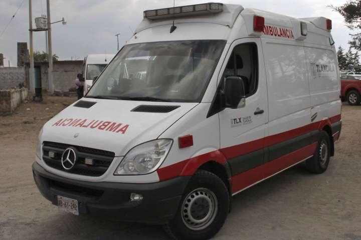 Brindan atención médica a heridos en la carretera Amozoc-Perote