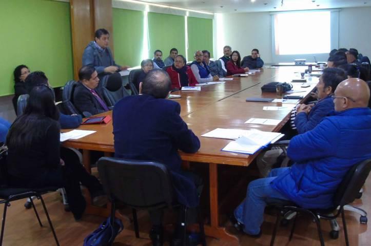 Encabeza SESA reunión de acreditación de unidades médicas