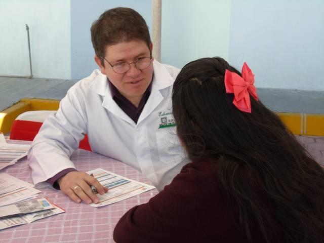 Realiza SESA Jornada Gratuita de Detección de Enfermedades de Transmisión Sexual