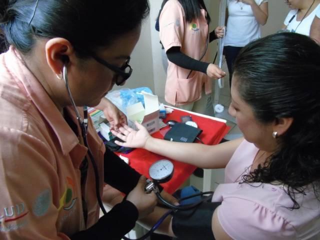 Realiza SESA Programa de Detección de Enfermedades Crónicas