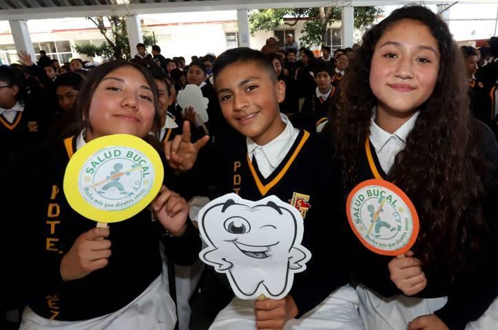 Inaugura SESA Segunda Semana Nacional De Salud Bucal 2018
