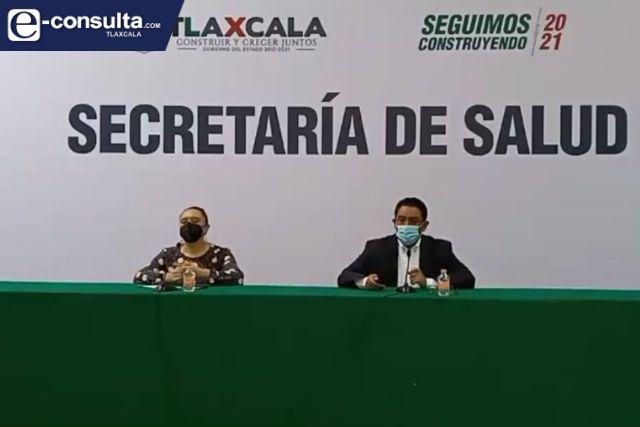 Tlaxcala podrá adquirir la vacuna cuando haya lineamientos federales: SESA