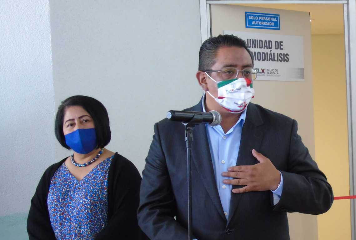Inaugura SESA unidad de hemodiálisis del Hospital General de Calpulalpan