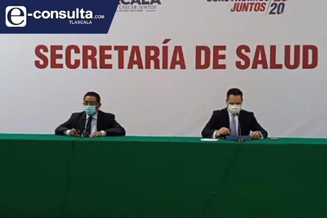 Inevitablemente Tlaxcala transitará a rojo; vacunación al 96 por ciento