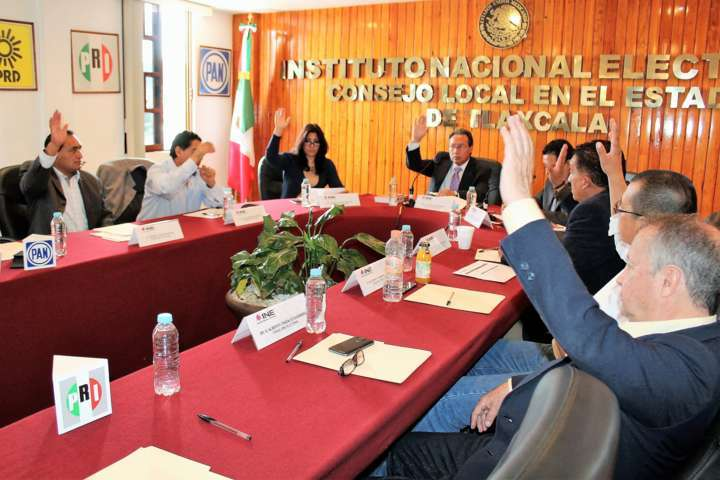 INE se declara listo para la jornada comicial del domingo 4 de junio