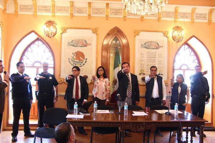 Huamantla municipio con menores índices delictivos: DPCE