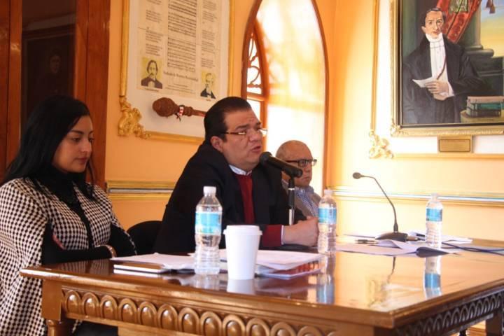 En Cabildo se aprueba proceso administrativo en contra de ex funcionarios