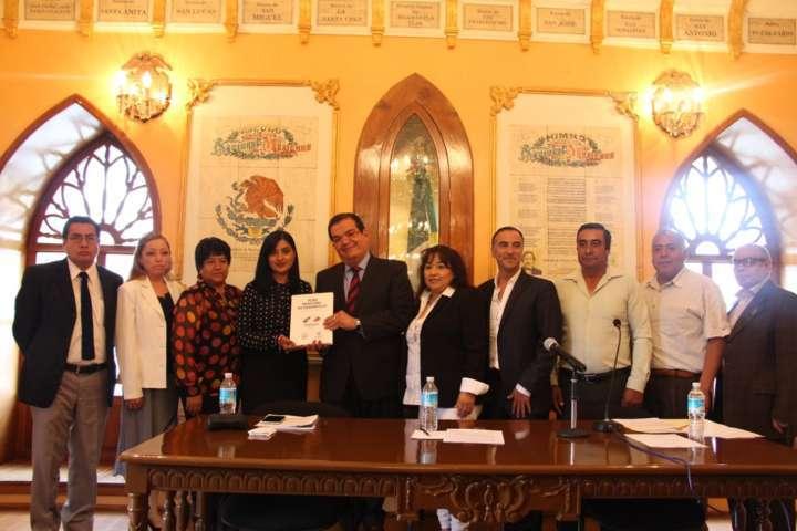 Aprueban en Sesión Extraordinaria de Cabildo el Plan Municipal de Desarrollo 2017-2021