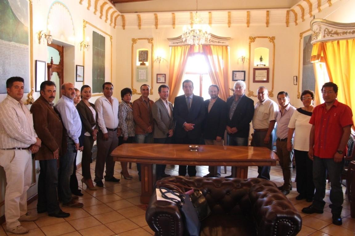 """Se conforma el """"Comité Ciudadano Pueblo Mágico"""" en Huamantla"""