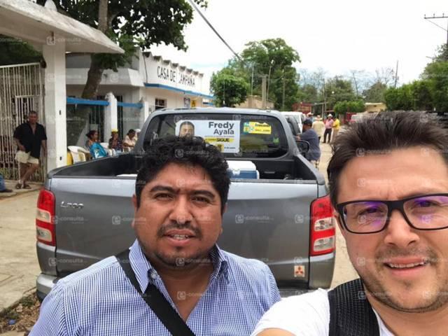 Madrean al alcalde teibolero en Carnaval de Panotla