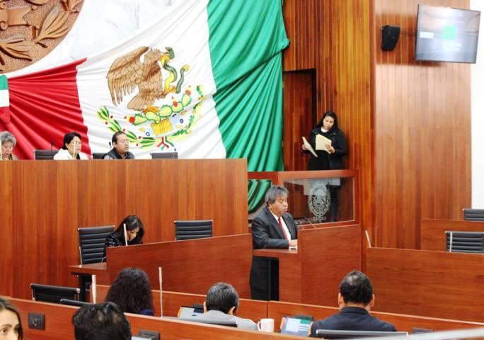 Declaran año 2018 Centenario de la Constitución Política del Estado Libre y Soberano de Tlaxcala