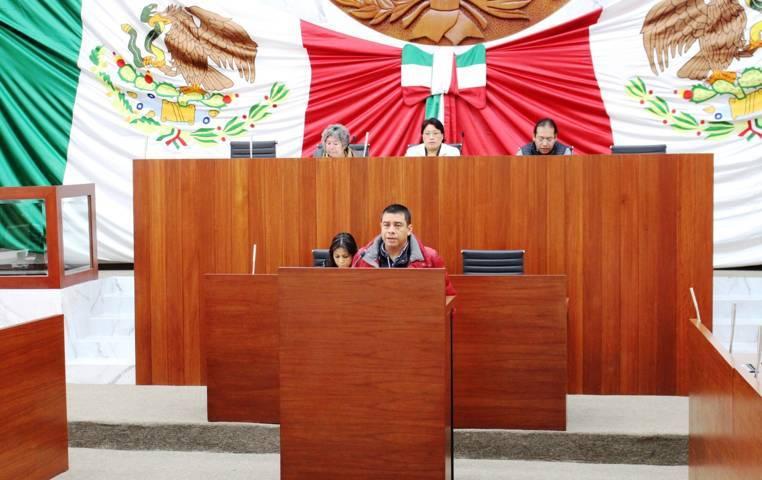 Presentan iniciativa de reforma a Ley Municipal del Estado