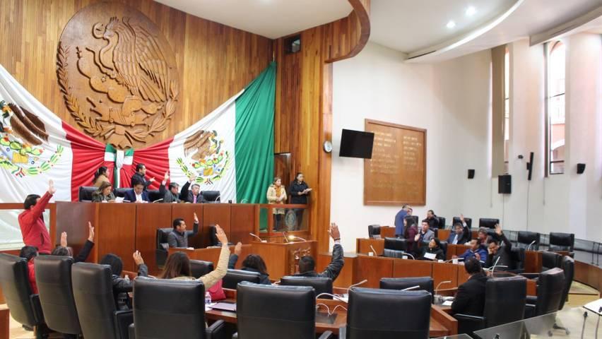 Avanza la Ley de Ingresos de Tlaxcala para el ejercicio fiscal 2018