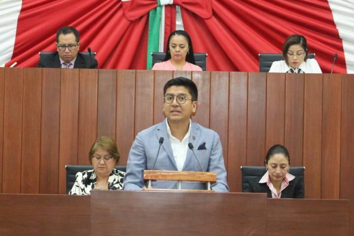 Propone Diputado Meón reformar código civil en identidad de género