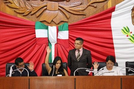 Proponen reformas a la Ley orgánica del Poder Legislativo