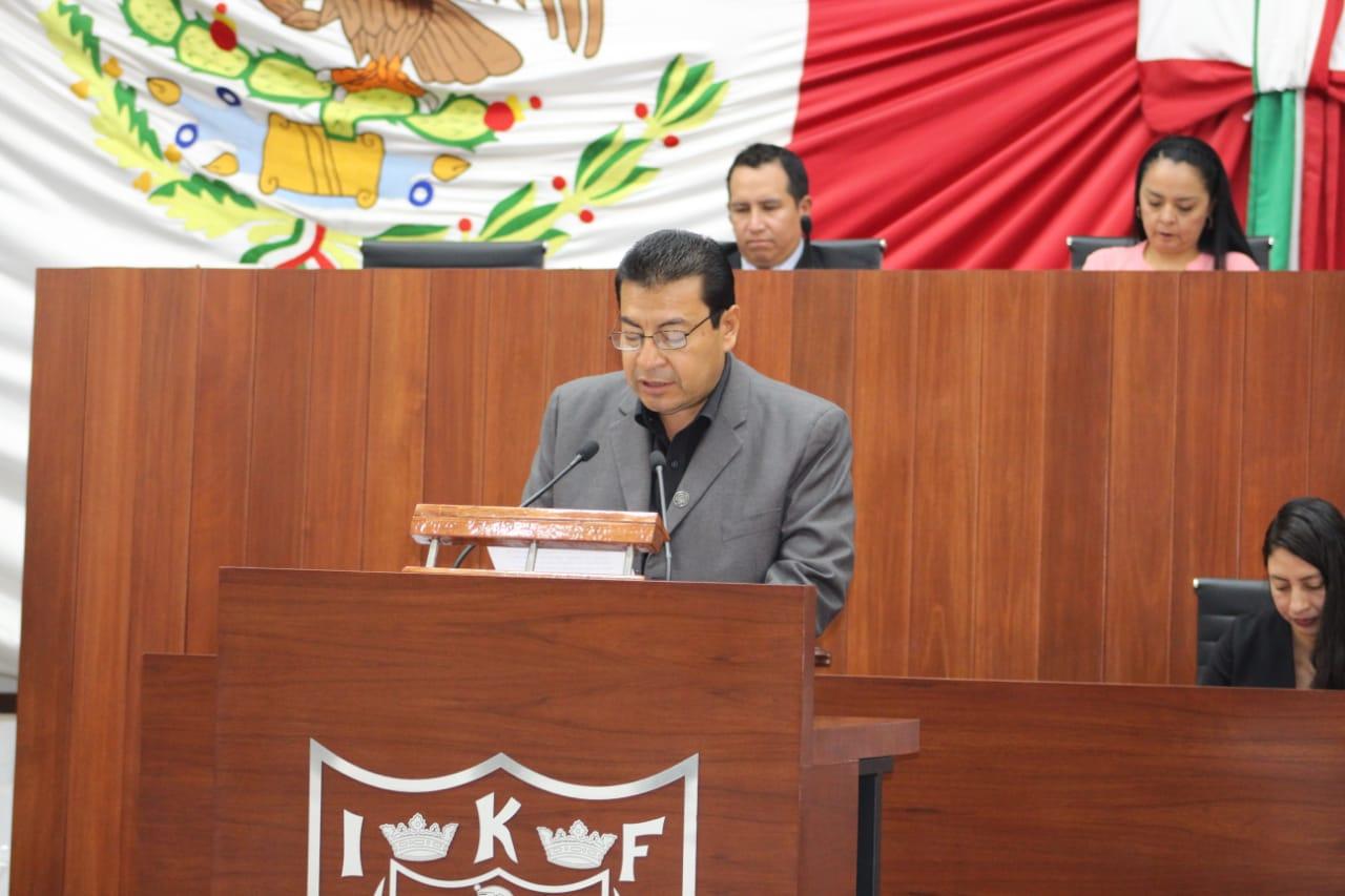 Presentan iniciativa para crear la ley archivos en Tlaxcala