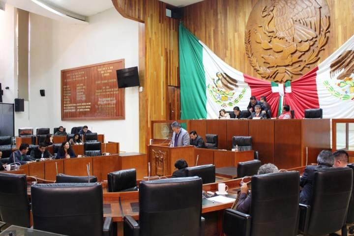Avalan reformas al Código Financiero y Ley Municipal