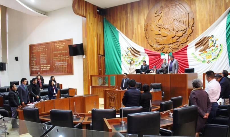 Designan a J. Carmen Corona Presidente de la Comisión Permanente