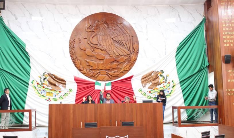 César Fredy Cuatecontzi Cuahutle presidira la Junta De Coordinacion Y Concertacion Politica