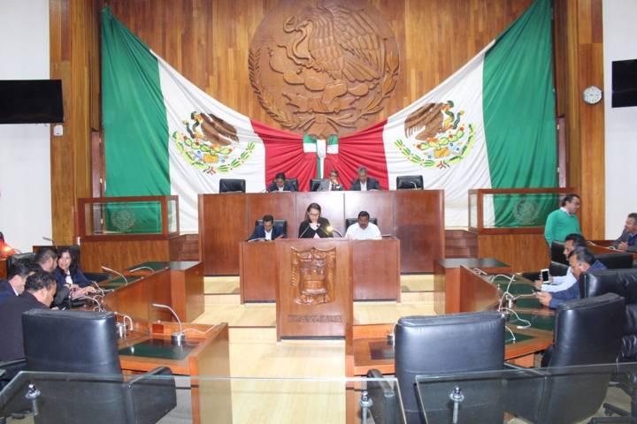 Se registra empate en votación ante el caso de Fernando Bernal Salazar en el Congreso de Tlaxcala