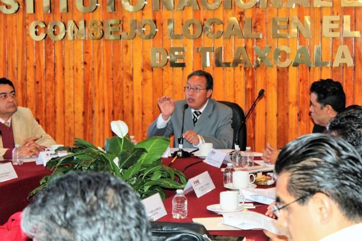 Designa INE consejeras y consejeros, propietarios y suplentes, de los tres consejos distritales de Tlaxcala