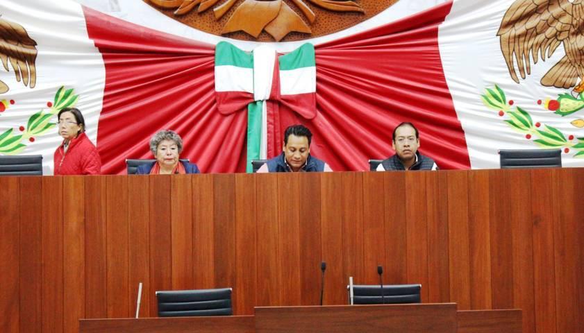 Notificará Congreso a TET que se notificó para tomar protesta a Naim Burgos