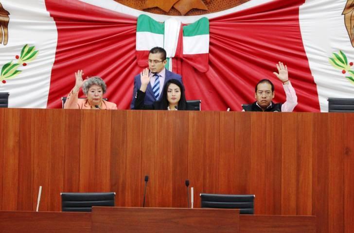 Anuncia Arnulfo Arévalo su reincorporación como Diputado Propietario