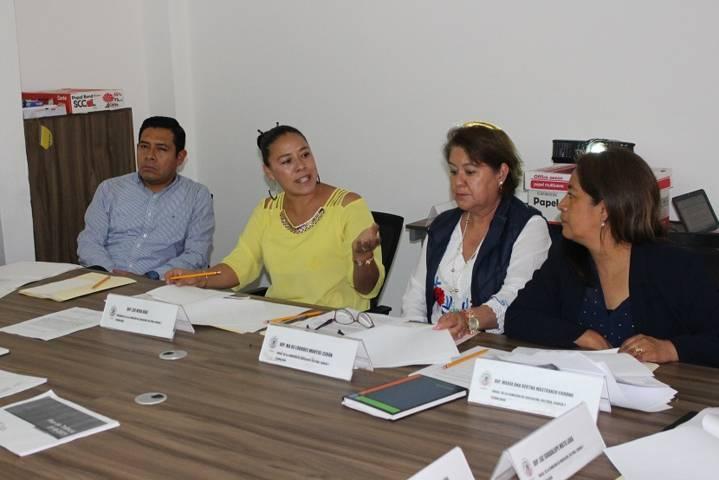 Inicia trabajos la Comisión de Educación del Congreso local