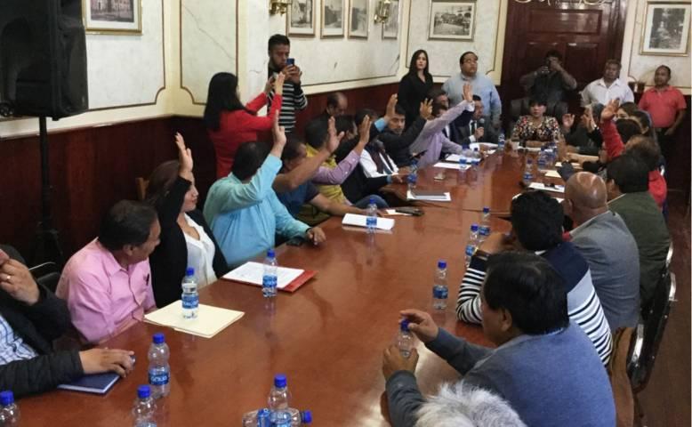 Crea Cabildo de Tlaxcala comisión para caso Cuauhtelulpan