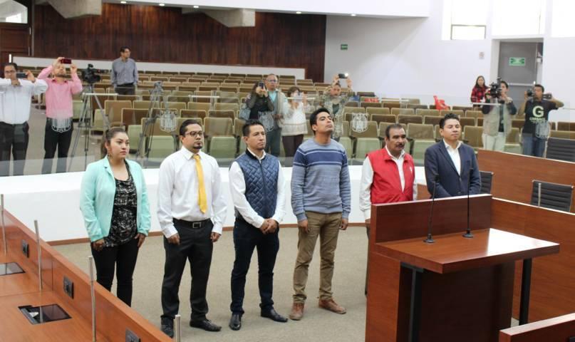 Se reincorporan ocho diputados con licencia a sus actividades legislativas