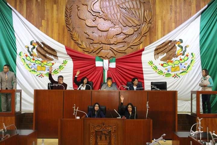 Aprueba Congreso Plan Estatal de Desarrollo 2017-2021