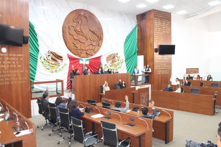 Avala Congreso de Tlaxcala reforma constitucional en materia educativa