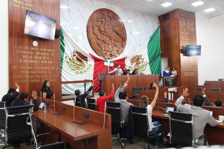 Emite Congreso Ley de Fomento a la Inversión para el Estado de Tlaxcala