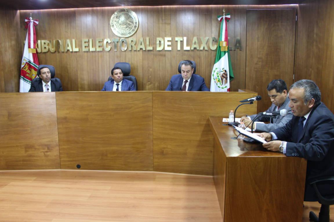 TET ordena al PEST realizar asamblea suspendida en el distrito 13