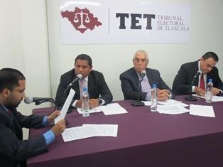 Confirma TET validez de elecciones en Contla de Juan Cuamatzi