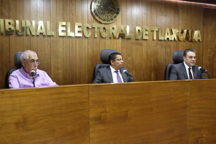 Edil de Chiautempan debe habilitar a Cruz Hernández como presidente de comunidad de Ixcotla: TET