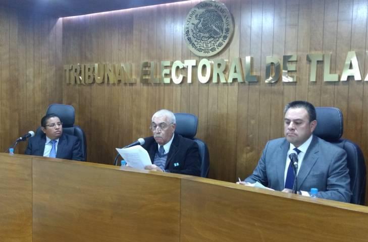 Determina TET acumular expedientes sobre caso PS para evitar sentencias contradictorias