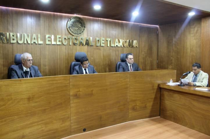 Confirma TET asignación de diputaciones plurinominales realizada por el ITE