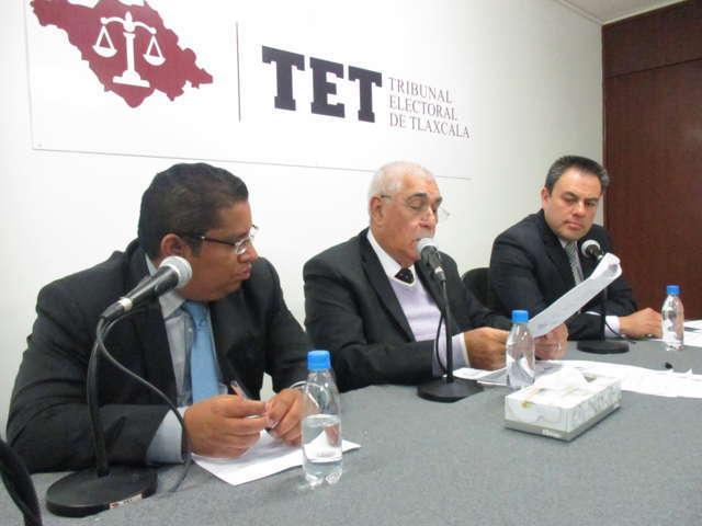 Remite TET a ITE comunicación para hacer declaratoria de la próxima Legislatura local