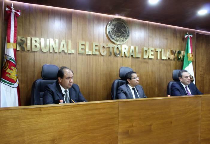 Valida TET renovación de órganos directivos del PS y reforma a sus estatutos