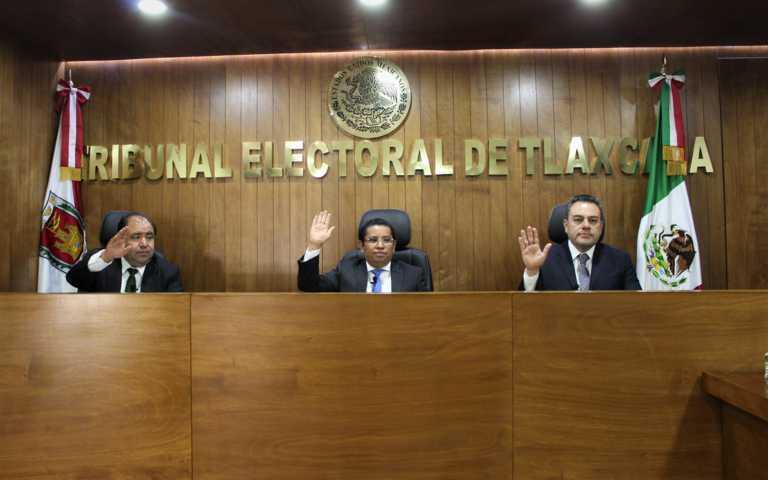 Frenan magistrados proceso de renovación de la dirigencia del PEST